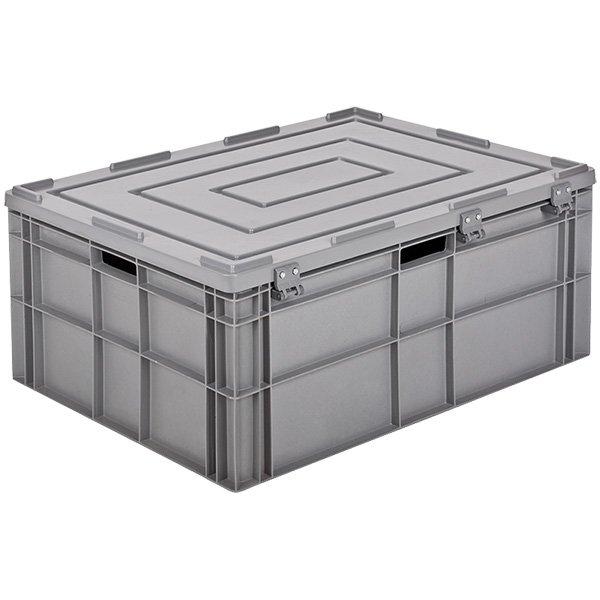 Plastične gajbe 600x800x340mm zatvorene stranice
