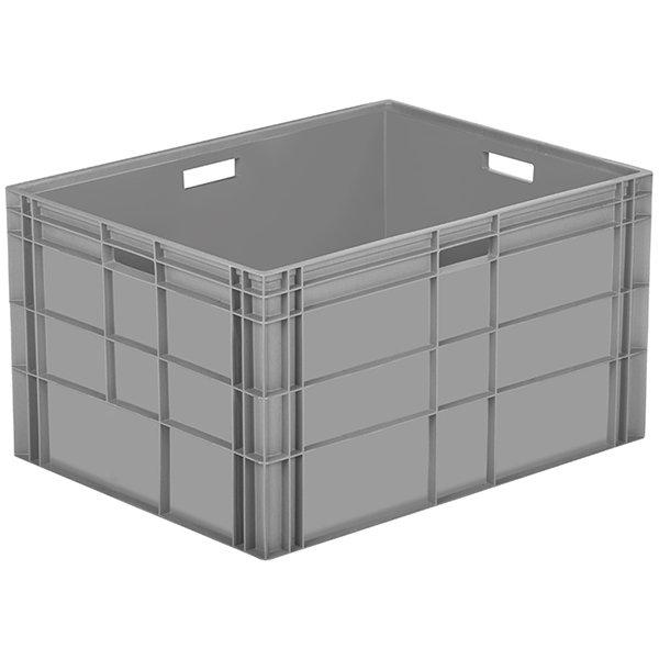 Plastične gajbe 600x800x450mm zatvorene stranice